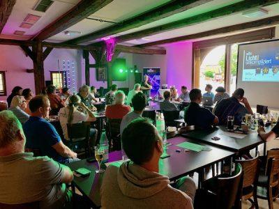 2. DJ Meeting in Amelinghausen - Chauvet DJ Vorstellung Neuheiten