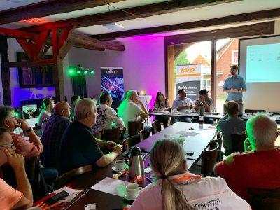 2. DJ Meeting in Amelinghausen - Marketingtricks für DJ - Social Media