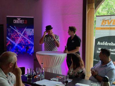2. DJ Meeting in Amelinghausen - Top DJ Shaun Baker zu Gast