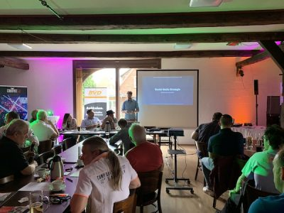 2. DJ Meeting in Amelinghausen - DJ Marketing