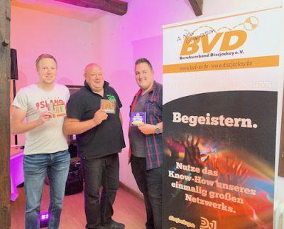 2. DJ Meeting in Amelinghausen - Gewinner der Verlosung