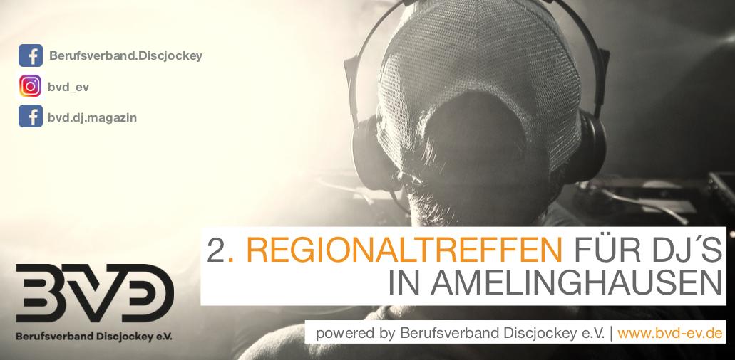 Regionaltreffen für DJ