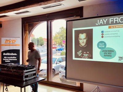 3. DJ Meeting in Amelinghausen - Jay Frog