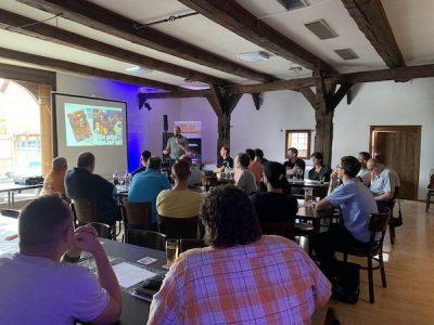 3. DJ Meeting in Amelinghausen - Seigwasser GmbH Thema Marketing