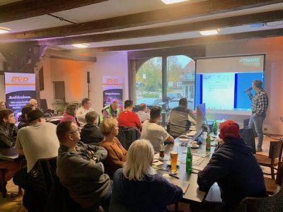 4. DJ Meeting in Amelinghausen - Software für DJs zur Verwaltung